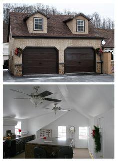 1000 Images About Garage On Pinterest Garage Plans Car