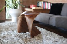 Fortune Cookie Stool - (Osidea) designed by Po Shun Leong