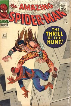 the amazing spider man 34 comic - Google Search