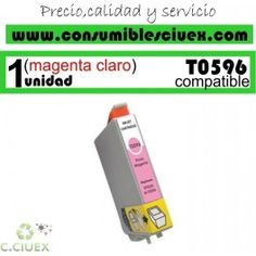 CARTUCHO COMPATIBLE EPSON T0596 LIGHT MAGENTA