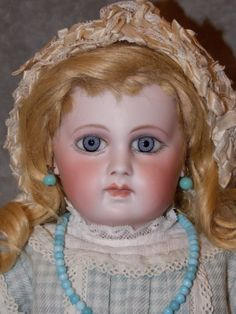 "16"" Jumeau Extreme Almond Eyed Deluxe Portrait Jumeau Early Size ""0"" Circa 1877 