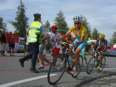 TOUR DE FRANCE STAGE 14 GALLERY Nibali was also in frisky mood, and distanced his GC rivals in the last 4km
