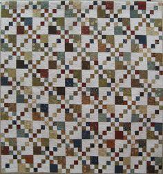 """Joy Hunter. Pattern: """"Scrolling"""" by Alison Payette"""