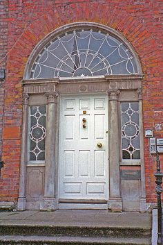 LOVED the doors of Dublin! ~  Dublin, Ireland