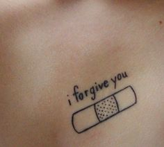 I really want this! Just to show that I forgave everyone who has hurt me, whether they stayed or left.