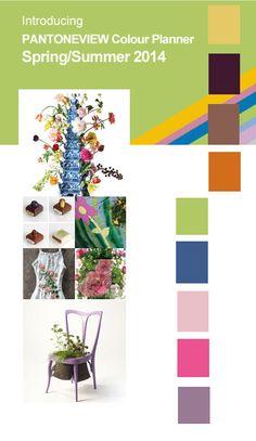 Pantone Color Planner 2014