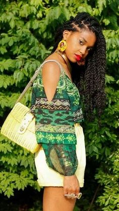 natural hairstyles for black women 2014