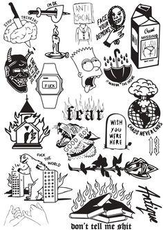 TATTOO OLD school inspirations - Old School Tattoos are perhaps the most versatile. - TATTOO OLD school inspirations – Old School Tattoos are perhaps the most versatile and have proved - Flash Art Tattoos, Body Art Tattoos, Drug Tattoos, Tattoo Flash Sheet, Car Tattoos, Kritzelei Tattoo, Doodle Tattoo, Spider Tattoo, City Tattoo