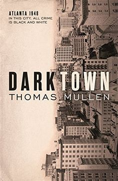 Darktown - Atlanta, 1948. In this city, all crime is black and white.  On one side of the tracks are the rich, white neighbourhoods; on the other, Darktown, the African-American area guarded by the city's first black police force of only eight men. These cops are kept near-powerless by the authorities: they can't arrest white suspects; they can't drive a squad car; they must operate out of a dingy basement.  When a poor black woman is killed in Darktown having been last seen in a car