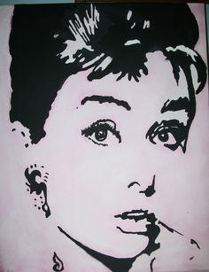 Audrey Hepburn....Breakfast at Tiffany's