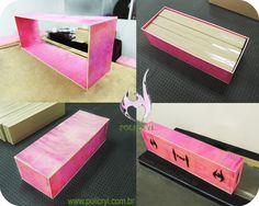 Os materiais mais frágeis necessitam de caixas mais resistentes. The most fragile materials require more resistant boxes.