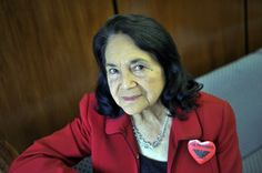 """The history of """"Sí, se puede"""" as told by Dolores Huerta of the Farm Worker movement - in The Washington Post"""