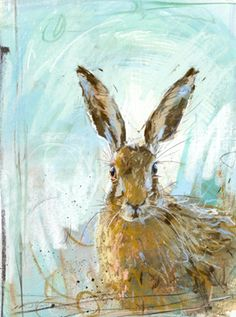 Janet Bell, Brown Hare