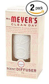 Mrs. Meyer's Holiday Scent Diffuser, Peppermint (Pack of 2)