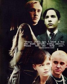 Oh Draco...stuck in a society he can't escape from... misunderstood... living in fear... oh the feels this moment brings :'(