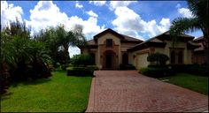 """11751 ROSALINDA CT. FORT MYERS, FL 33912 Wow! You won't believe this home has been lived in! Pristine luxury home that still has that """"new smell""""! One of the best lots in the community, sitting on ..."""