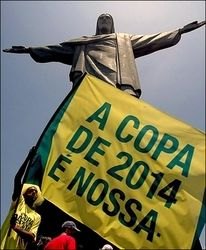 Wold Cup 2014 in Brasil...Oh, yeah