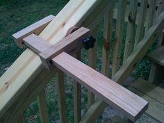 F-Clamp - by ryno101 @ LumberJocks.com ~ woodworking community