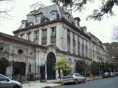 Museo Metropolitano en el Palacio San Martín(popularmente conocido como Palacio Anchorena) , Buenos Aires C.F.
