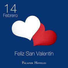 ¡Feliz Día de los Enamorados! 💕💕💕