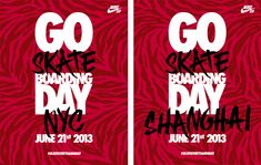 Nike SB Go Skateboarding Day 2013 - Manasseh Langtimm