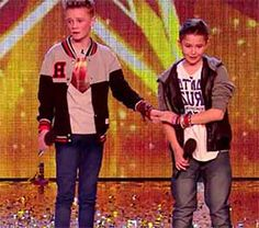 Bars and Melody, Britain's Got Talent dunno why this made me cry