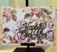 Happily Ever After - Wedding Card by AisleOfViewProd on Etsy