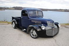 Al and Karen Kuhn own this 1946 Chevy Pickup Streetrod. Al writes that he has owned the truck since he was 14 years old. It's been in Al's family since 1955. The truck has an LS1 engine and is running an all-Corvette suspension and air-ride. See this vehicle and others or submit your own photo at http://www.ydr.com/gallery. To catch up on York County's automotive news, visit http://www.facebook.com/WheelsOfYorkCounty.