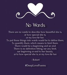 Deep Love Poems for Him – Very Heart Touching | Best ...