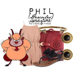"""""""Phil"""" by merstrawberries on Polyvore"""