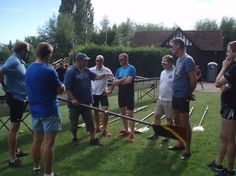 Take a rowing lesson with Experts fromt he Henely Rowing Association, Oxfordshire, OxTrails