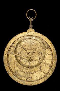 English Astrolabe, c. 1370