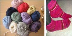 hjemme strikkede sokker Hygge, Merino Wool Blanket, Knit Crochet, Throw Pillows, Let It Be, Knitting, Blog, Inspiration, Juni