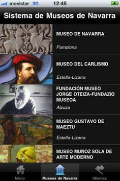 Museos de Navarra App