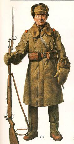 Esercito Imperiale Nipponico- Soldato scelto, 1937