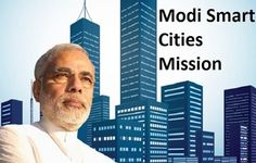 Shortlisted 20 smart cities for the 'Smart Cities Mission'