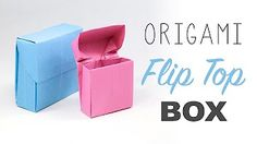 Printable Origami Box Instructions Pig Papercraft Very Simple Pig Origami Instructions 1 Papes. Printable Origami Box Instructions Origami Ring Box In. Origami Modular, Instruções Origami, Origami Gift Box, Origami And Kirigami, Paper Crafts Origami, Origami Stars, Oragami, Origami Candy Box, Useful Origami