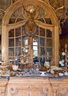 Warmth of Wood  via Belgian Pearls