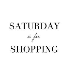 Meilleures Citations De Mode & Des Créateurs : I love online shopping!
