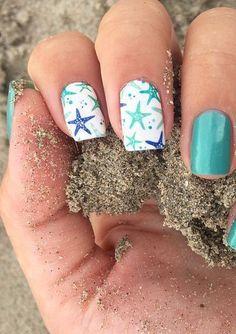 Beach Themed Nail Art for Summer Ideas 40 Beach Themed Nail ., Beach Themed Nail Art for Summer Ideas 40 Beach Themed Nail . Beach Themed Nail Art for Summer Ideas 40 Beach Themed Nail Art for Summer Ideas Tatsächlich handelt es sich bei einer . Cute Summer Nails, Cute Nails, Nail Summer, Summer Art, Trendy Nails, Summer Time, Summer Holiday Nails, Summer Toenails, Fancy Nails