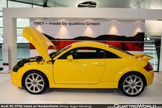 2001 TT with V6 biturbo concept