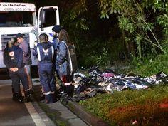 O Empenho Notícias & Afins: Velório de universitários vítimas de acidente em S...
