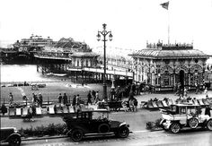 Archive photo of the West Pier, Brighton