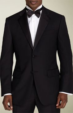 Joseph Abboud Classic Fit Tuxedo (Free Next Day Shipping)   Nordstrom