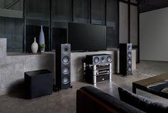 KEF Q650c Centre Channel Speaker - United States