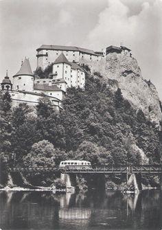 Oravský Podzámok Places Of Interest, Bratislava, Prague, Postcards
