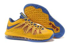 693a945e27b1 Nike Air Max Lebron 10 X Low HWC Shoes