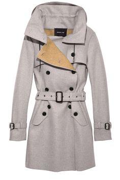 Derek Lam coat, $2,990, shopBAZAAR.com.   - HarpersBAZAAR.com