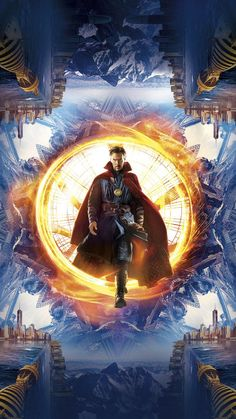 Marvel and Disney released the full trailer for Doctor Strange at Comic-Con featuring Benedict Cumberbatch as the Scorserer Supreme. Marvel Doctor Strange, Doctor Strange Trailer, Doctor Strange Poster, Dr Strange Movie, Doc Strange, Poster Marvel, Marvel Movie Posters, Marvel Films, Marvel Characters