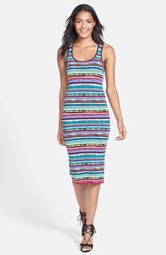 FELICITY & COCO Intarsia Sweater Dress (Nordstrom Exclusive) (Regular & Petite) available at #Nordstrom